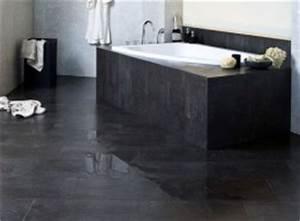 salle de bain parquet lino With lino pour salle de bain