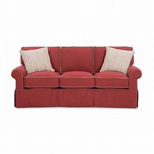 rowe nantucket sofa rowe nantucket 84 3 cushion slipcover With rowe sofa bed