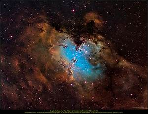 Eagle Nebula Wide Shot (page 3) - Pics about space