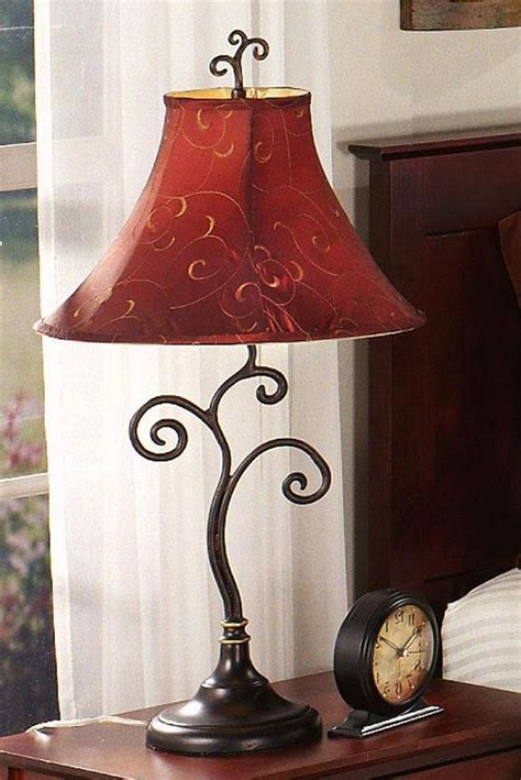 traditional bedroom lamps traditional bedroom lamps hawk haven 13569 | traditional bedroom lamps 1 4375