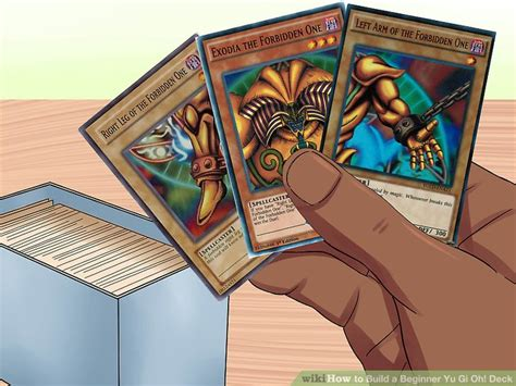 deck yugioh how to build a beginner yu gi oh deck 10 steps with