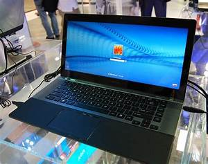 Toshiba's 21:9 Cinemascope Widescreen Notebook Spotted ...