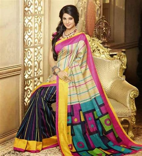 beautiful traditional saree styles glitzyworld
