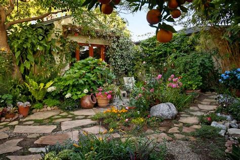 garden tours in southern california l a at home