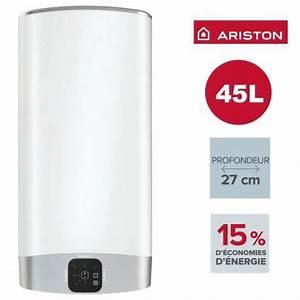 Chauffe Eau Ariston : chauffe eau ariston velis evo 45l vertical horizontal ~ Nature-et-papiers.com Idées de Décoration