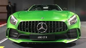 Prix D Une Dacia : la peinture verte de la mercedes amg gt r vaut le prix d une dacia ~ Gottalentnigeria.com Avis de Voitures