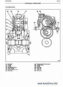 New Holland E195 Crawler Excavator Service Manual Repair