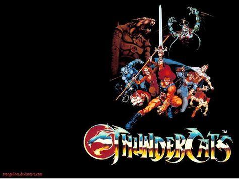 Thundercats(castellano) Dvd Full