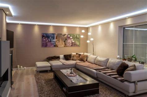 Led Beleuchtung Wohnzimmer by Die Led Lichtleiste 30 Ideen Wie Sie Durch Led Leisten