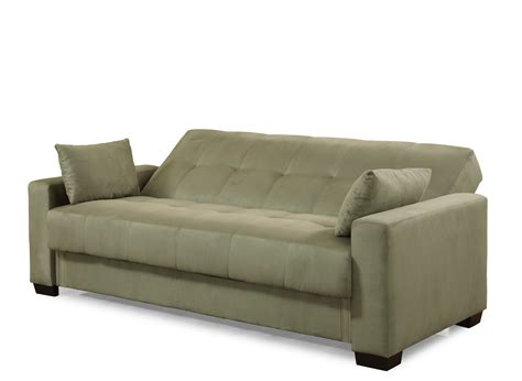 futon with storage klik klak sofa bed with storage home the honoroak