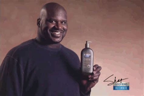 Lotion Meme - looks like it s time to lotion up shaquille o neal know your meme