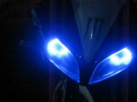 R15 Light Modification by Yamaha R15 Light Modification Led Indicators Hid