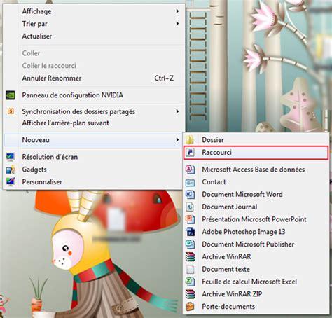 comment mettre un icone sur le bureau mettre une horloge sur le bureau 28 images 301 moved