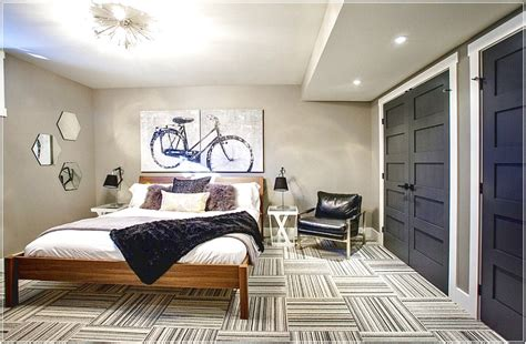 bedrooms in basements finished basement ideas for small sized room advice for your home decoration