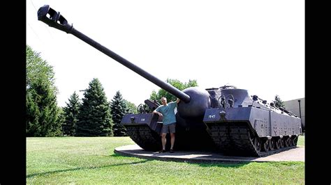 T95 Quick Tank History