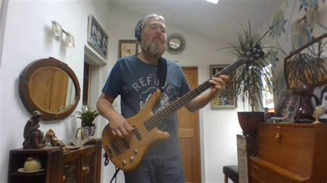 Rage Against The Machine Killing In The Name Bass Cover ...