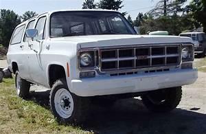 Chevrolet Suburban Manual 1978