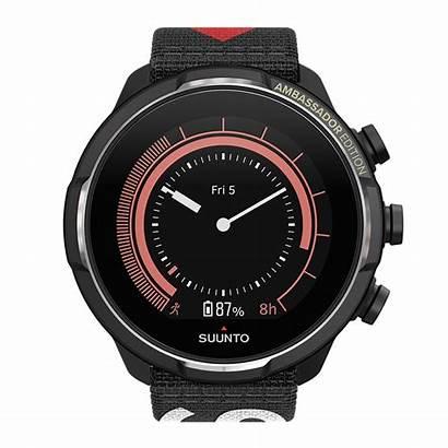 Suunto Baro Ambassador Edition Titanium Limited Watches