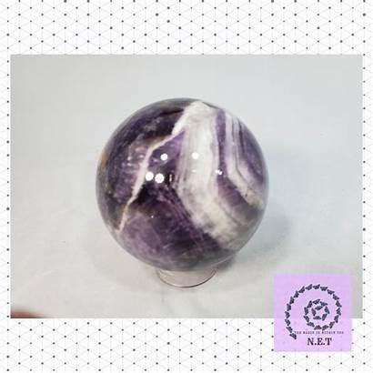 Amethyst Purple Healing Sphere Crystal Naturalearthtreasure 75mm