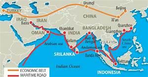 Navigating China's new Silk Road