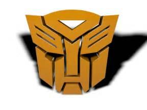 Transformers Bumblebee Autobot Logo