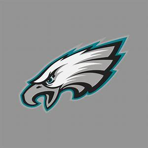 Philadelphia Eagles NFL Team Logo Vinyl Decal Sticker Car