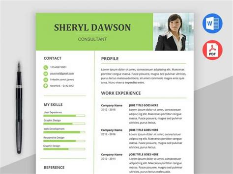 11274 free modern resume templates 2018 free resume templates ms word pdf in 1 minute
