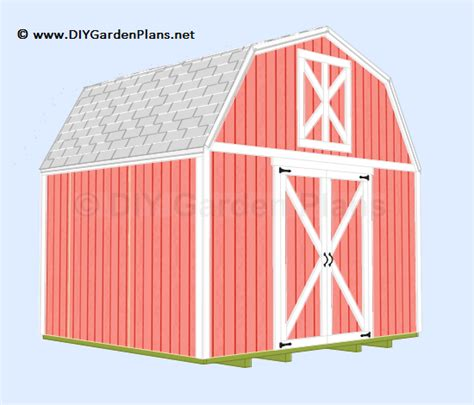 12x16 gambrel shed material list 8 x 12 tool shed plans shed plan easy