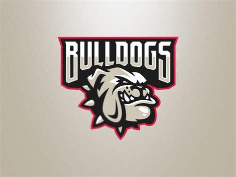 bulldogs  yury orlov  dribbble