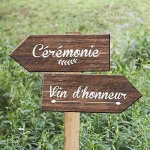 Pancarte En Bois : kit diy panneau mariage fond bois rustic chic imprimer ~ Teatrodelosmanantiales.com Idées de Décoration