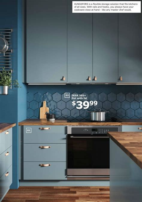 ikea  catalogue design ideal kitchen decor