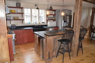 kitchen design workshop cape elizabeth cottage rustic kitchen portland maine 1410
