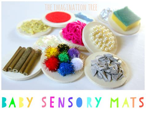 diy sensory mats for babies and toddlers the imagination 264 | DIY sensory mats for babies