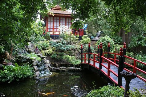 Vorgarten Japanischer Stil by 2015 Shed Of The Year Entries Include Japanese Tea House