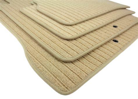 teppich rips mercedes fußmatten e klasse w210 s210 original qualität rips teppich beige 4 tlg ebay