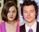 How did Emma Corrin and Harry Styles become friends ...