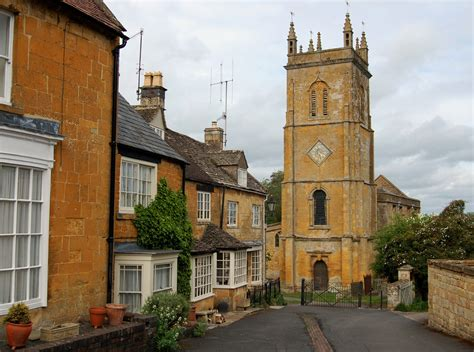 Blockley Village, Cotswolds, Gloucestershire, England