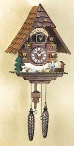 Chalet, Cuckoo, Clocks