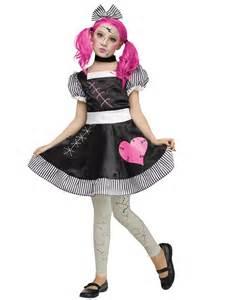 candy basket child broken doll costume 124072 fancy dress