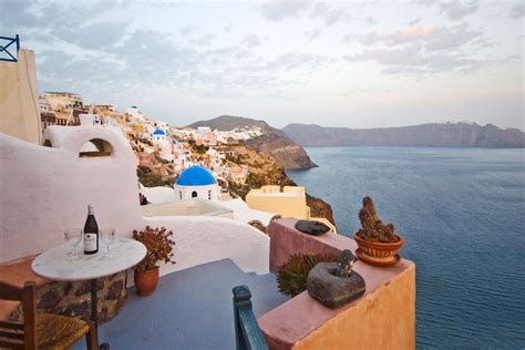 santorini villas zoe houses oia santorini greece