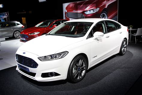 Ford Mondeo 2007-2013
