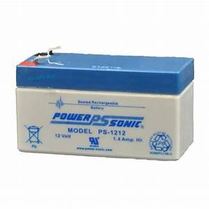 Batterie 12v 4ah : alarm systems battery 12v bg 1212a ~ Medecine-chirurgie-esthetiques.com Avis de Voitures