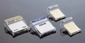 Support Bloc Note : conteneur porte bloc notes et feuilles de papier personnalis avec logo grossiste goodies ~ Teatrodelosmanantiales.com Idées de Décoration