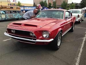 "68 Shelby Mustang GT 500 KR, ""King of the Road"" 