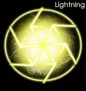 Thunder Element Symbol