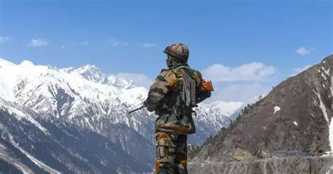 Indian Army Occupied 6 Major Hills On LAC With China