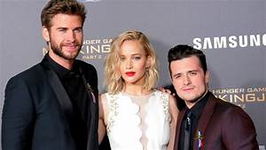 'The Hunger Games' Cast Pays Tribute to Paris at LA Movie ...