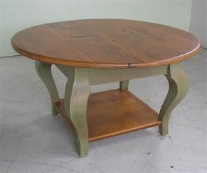 old barn wood coffee table with painted base and shelf With old barn wood coffee table