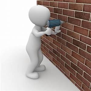 Loch In Wand Bohren : kostenlose illustration wand bohren loch mauer kostenloses bild auf pixabay 1013682 ~ Frokenaadalensverden.com Haus und Dekorationen