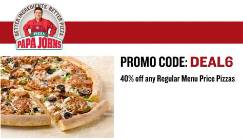 50718 Grand Slam Promo Code Papa Johns by Papa Johns Coupon October 2018 Spa Packages In Nashville Tn